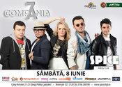 Concert LIVE Compania 7