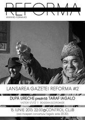 Lansarea Gazetei Reforma nr. 2