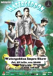 Backstage Boys Watergeddon Impro Show