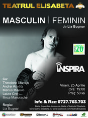 Masculin / Feminin de Lia Bugnar