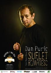 DAN PURIC - one man show Suflet Românesc