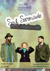 Roots Infusion with Soul Serenade la Serendipity Tea