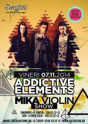 Addictive Elements & Mika Violin @ Social Pub