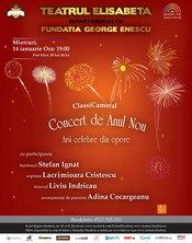 ClassiCameral: Concert de Anul Nou