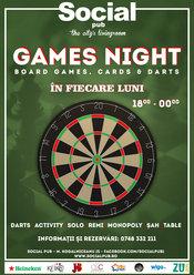 DARTS & BOARDGAMES NIGHT @ Social Pub