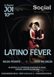 Latino Fever @ Social Pub