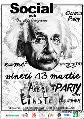 Genius Party @ Social Pub