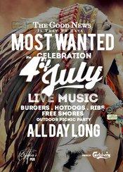 4th of July@Copper's Pub
