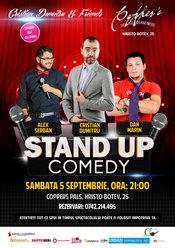 Stand Up Comedy cu Cristian Dumitru si niste Prieteni