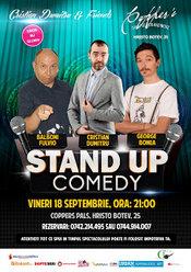 Stand-Up Comedy Vineri 18 Septembrie Bucuresti