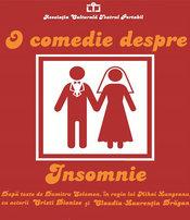 """Teatru in Pub: """"O comedie despre insomnie"""""""