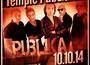 Live show with Publika @ Temple Pub&Grill