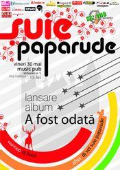 Lansare album Suie Paparude
