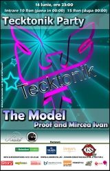Tecktonik Party @ Kristal Glam Club