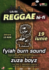 Reggae Hi-Fi @ Suburbia