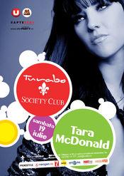 Tara McDonald @ Turabo Society Club