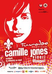 Camille Jones @ Turabo Society Club