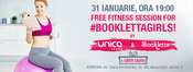 READ & Be FIT Workout by Unica Sport & Bookletta