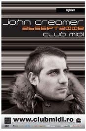 John Creamer @ Club Midi