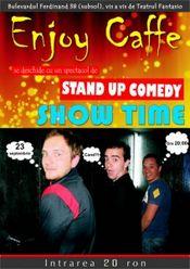 Stand-up comedy @ Enjoy Caffe