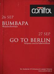Bumbapa @ Control Club