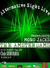 Alternative Night Live @ Suburbia