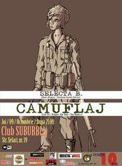 Camuflaj & Selecta B @ Suburbia