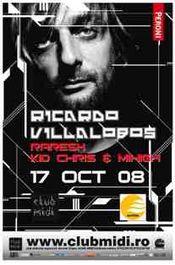 Ricardo Villalobos @ Club Midi
