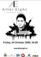 DJ Jungle @ After Eight
