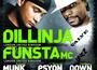 DILLINJA & MC FUNSTA @ Club MIDI
