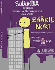 Zgarie Nori @ Suburbia