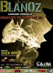 Lansare videoclip Blanoz @ Suburbia