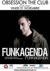 Funkagenda @ Obsession