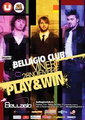 Play & Win la Bellagio Club