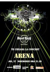 Concert Arena @ Hard Rock Cafe