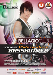 BassHunter deschide weekendul la Club Bellagio