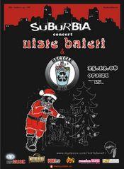 Niste Baieti & Recycle Bin @ Suburbia
