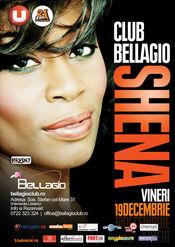 Shena va incinge atmosfera in Bellagio Club