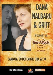 Dana Nalbaru & Griff @ Hard Rock cafe