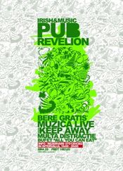 Revelion 2009 @ Irish Music Pub