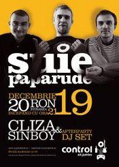 Concert Suie Paparude @ Control