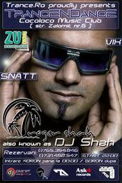 Concert DJ SHAH @ Cocoloco