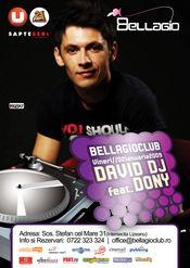 START 2009 cu David DJ in Club Bellagio