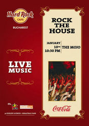 The Mojo @ Hard Rock Cafe