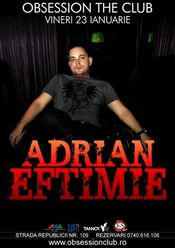 Adrian Eftimie @ Obsession