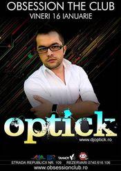 DJ Optick @ Obsession