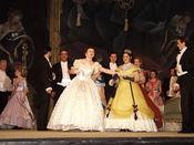 Traviata @ Teatrul Oleg Danovski