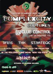 COMPLEXcITY @ Control