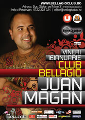 Juan Magan - Bora Bora - petrecere - Bellagio Club