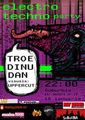 Electro Techno Party @ Suburbia